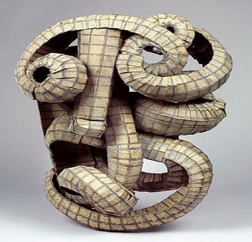 Peter Kogler *(born 1959 in Innsbruck) Untitled