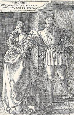 Heinrich Aldegrever (Paderborn 1502-1555 Soest)