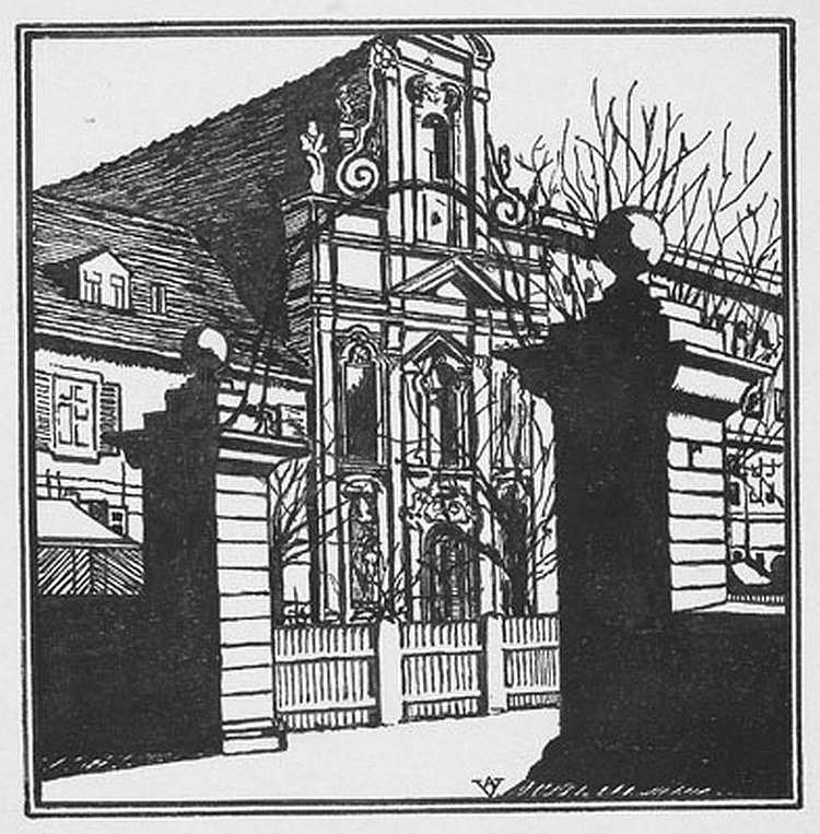 VELIM,Anton, Maler, 1892 - 1954. Album mit ca. 130