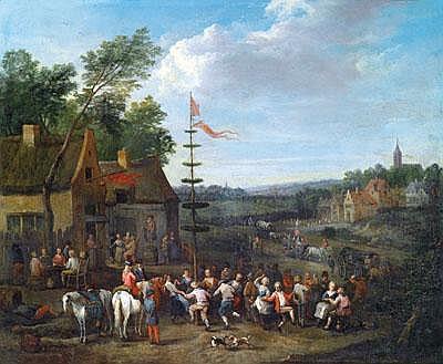 - Karel Breydel (Antwerpen 1678 - 1733) Eine