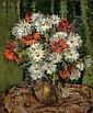 Ludwig Muhrmann (Iserlohn 1886 born) Daisies and, Ludwig Muhrmann, Click for value