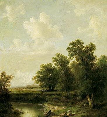 Josef Willroider (Villach 1838-1915 Munich) Large