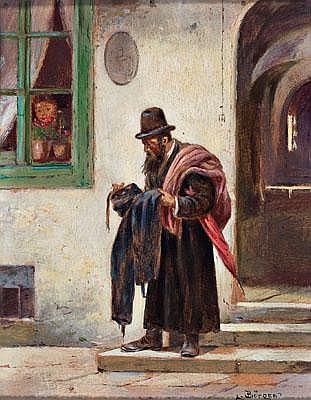 Lothar Bürger (Vienna 1866-1943 Kirchstetten) Rag