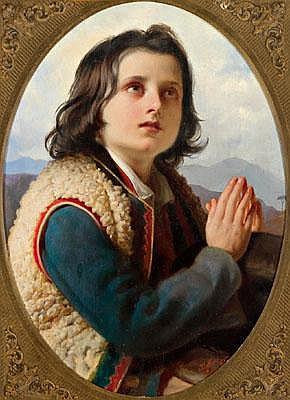 Joseph Kessler (Loschitz 1826-1887 Vienna) An