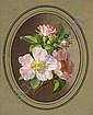 Andreas Lach (Eisgrub 1817-1882 Vienna) Rose, Andreas Lach, Click for value