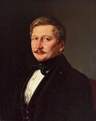 Johann Baptist III. Matthias Ritter von Lampi
