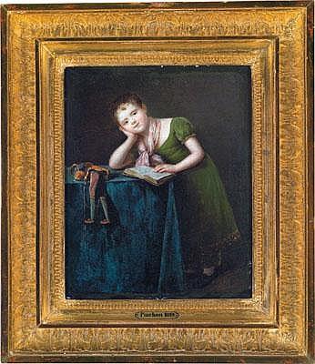 Jean Antoine Pinchon (Paris 1772 - 1850) Ein
