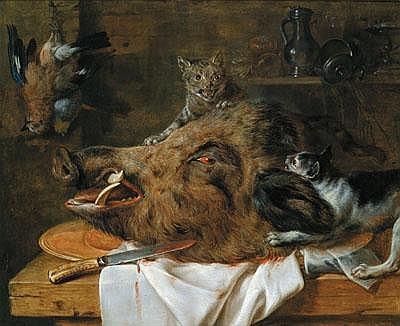 Simon de Vos (Antwerpen 1603 - 1676) zugeschrieben