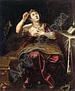 Angelo Caroselli (Roma 1585 - 1652) Allegorie der, Angelo Caroselli, Click for value