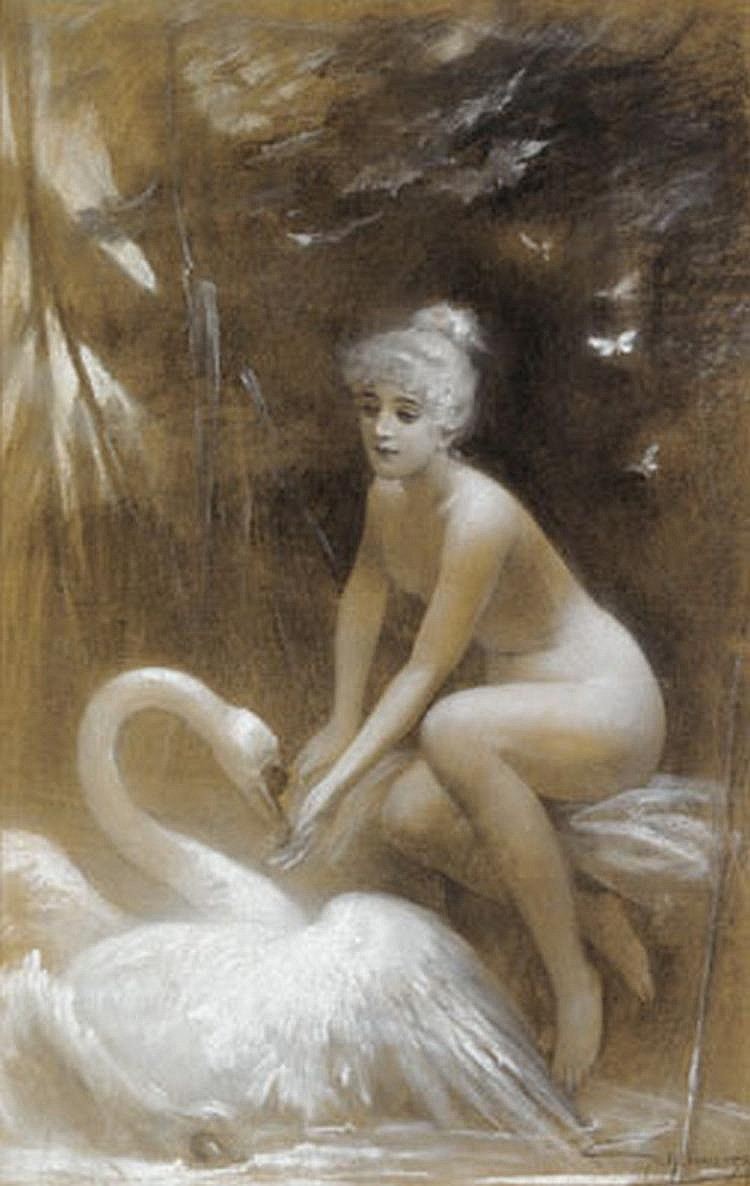 leda and the swan essay