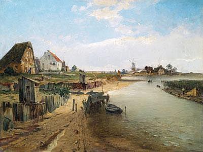 Jacques Matthias Schenker (Luzern 1854-1927