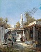 Josef Thoma (Wien 1828-1899) Eine orientalische, Josef (1828) Thoma, Click for value