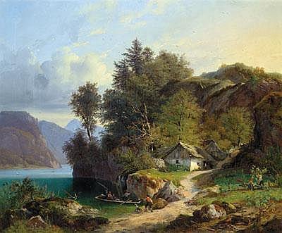 Georg Gillis van Haanen (Utrecht 1807-1881 Aachen)