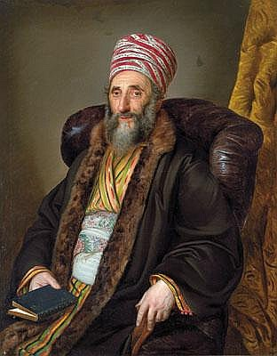 Johann Frankenberger (Hadamer, Nassau 1807-1874