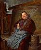 Eduard Grützner (Großkarlowitz 1846-1925 München), Eduard