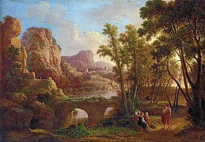 Agostino Aglio (Cremona 1777-1857 London) Weite