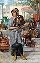Victor Lagye (Gent 1829-1896 Antwerpen) Eine, Victor Lagye, Click for value