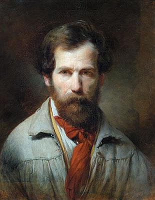 Friedrich von Amerling (Wien 1803-1887)