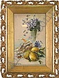 Gustav Feith (Wien 1875-1951), Herbstblumen in, Gustav Feith, Click for value