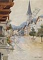 - Otto Nowak (Wien 1874-1945 Senftenberg bei, Otto Robert Nowak, Click for value