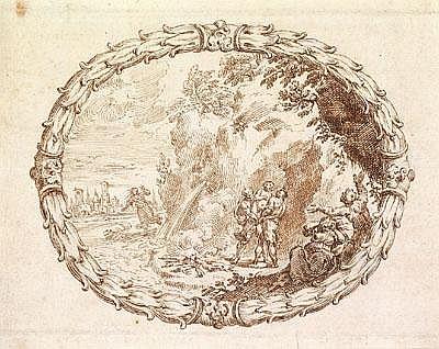 - Domenico Maria Fratta (Bologna 1696-1763)