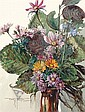 Gustav Feith (Wien 1875-1951) Gartenblumen und, Gustav Feith, Click for value
