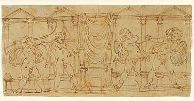 Polidoro da Caravaggio (um 1500-1548) Umkreis