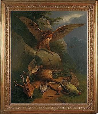 Eduard Josef Weixlgärtner Pudapest 1816 - 1873