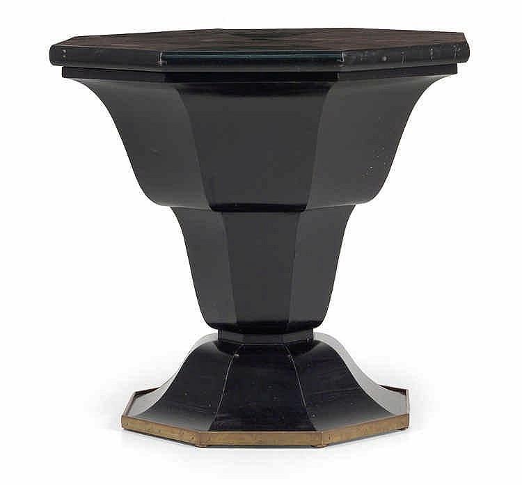Otto Prutscher (1880 Vienna, 1949), An octagonal table,