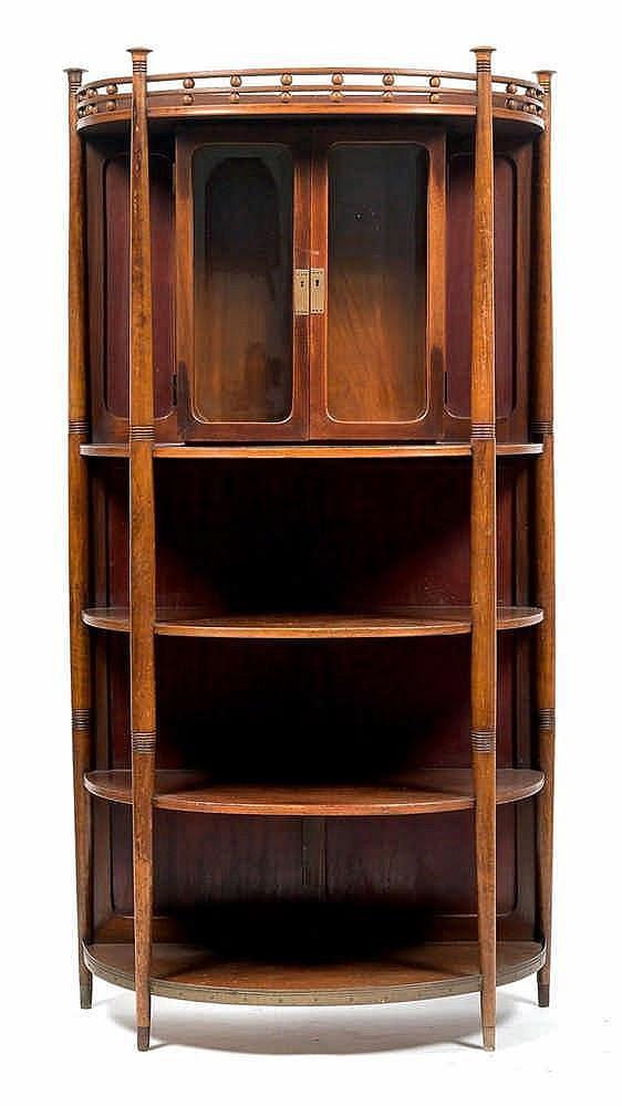 Josef Hoffmann, A salon cupboard,