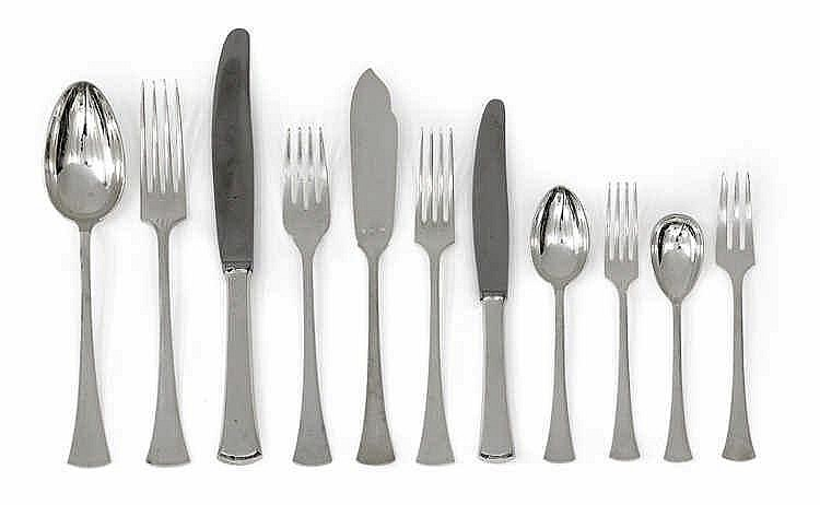 A 175-piece cutlery set by Sandrik,