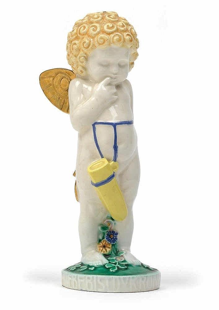 Michael Powolny, Cupid,