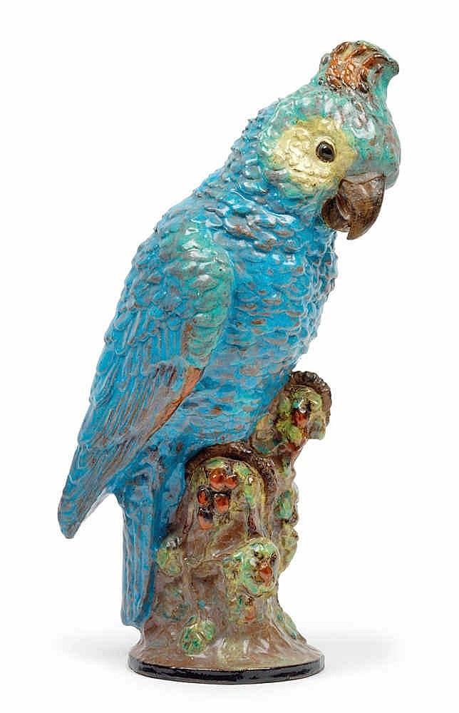 Michael Powolny, A cockatoo,