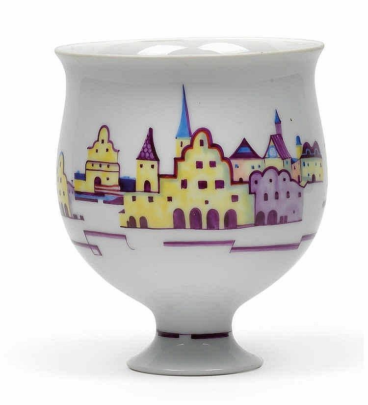 Ena Rottenberg (1893-1962), A vase,