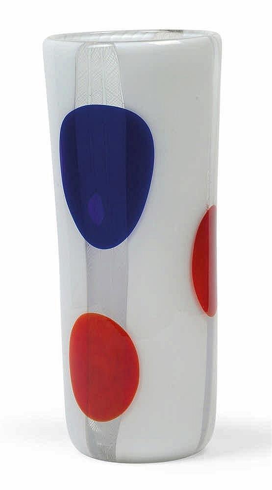 "Anzolo Fuga (1914-1998), A vase ""Macchie"","