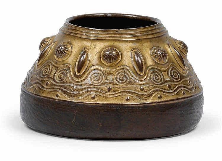 Gustav Gurschner (Mühldorf 1873-1970 Vienna), A small vase,
