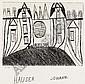 [ Modern Prints ], Johann (1926) Hauser, Click for value
