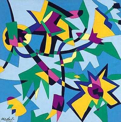 Ugo Nespolo *(born 1941 in Mosso/Biella)
