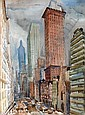 Otto Rudolf Schatz(Vienna 1901-1961) New York,, Otto Rudolf Schatz, Click for value