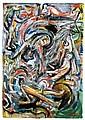 Hubert Schmalix *(born 1952 in Graz) Untitled, c., Hubert Schmalix, Click for value