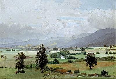 Hans Frank(Vienna 1884-1948 Salzburg)