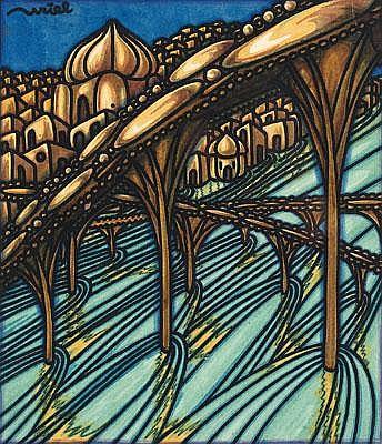 Uriel Birnbaum(Vienna 1894-1956 Amersfoort)