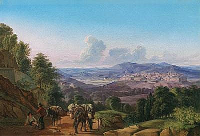 -Johann Joachim Faber (1778 Hamburg -1846) Eine