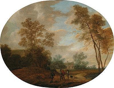 Pieter Jansz. van Asch (Delft 1603 -1678) und