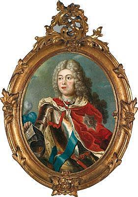 Louis le Silvestre (1675 Sceaux - 1760 Paris)