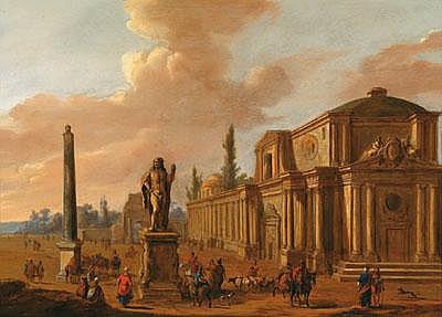 Jacob van der Ulft (Gorinchem 1627 -1689) Ein