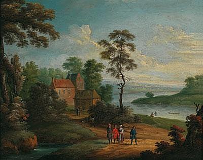 Marc Baets (Antwerpen, Anfang 18. Jahrhundert)