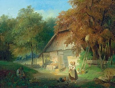 - Sebastian Habenschaden (München 1813-1868)