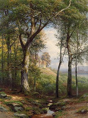 Carl Ludwig Fahrbach (Heidelberg 1835-1902