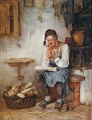 Albert Müller-Lingke (Altenburg 1844 geb.) Eine